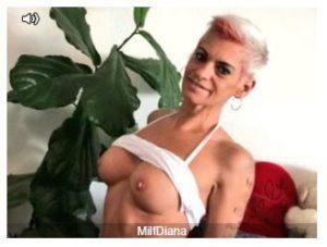Diana´s Milf Sexcam