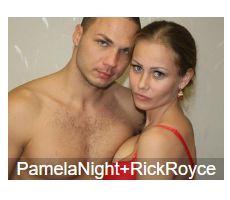 Sexcam Paar Pamela und Nick
